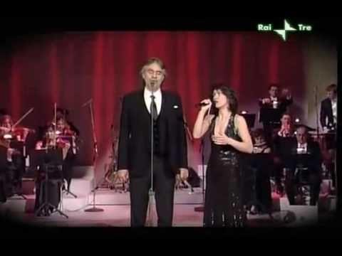 Andrea Bocelli ft. Elisa - Voglio Vivere Così