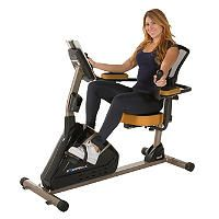 Exerpeutic 4000 Magnetic Recumbent Bike With Programmable Computer And Air Soft Seat Recumbent Bike Workout Biking Workout Best Exercise Bike
