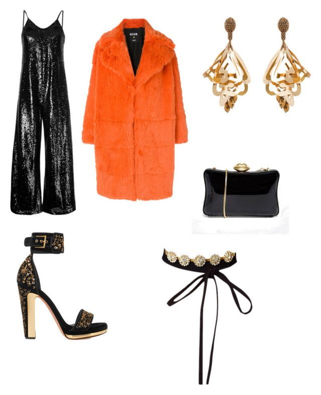 weard   Lulu guinness, Oscar de la Renta and Alexander McQueen
