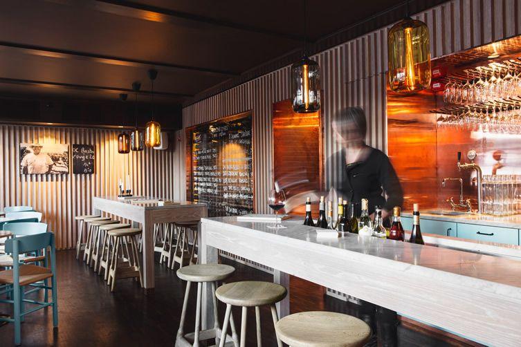 The Flying Elk, Stockholm | Bar lounge design, Restaurant interior