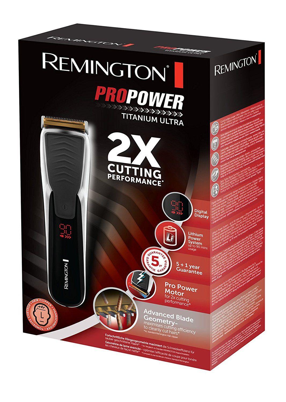 Tondeuse pour cheveux remington