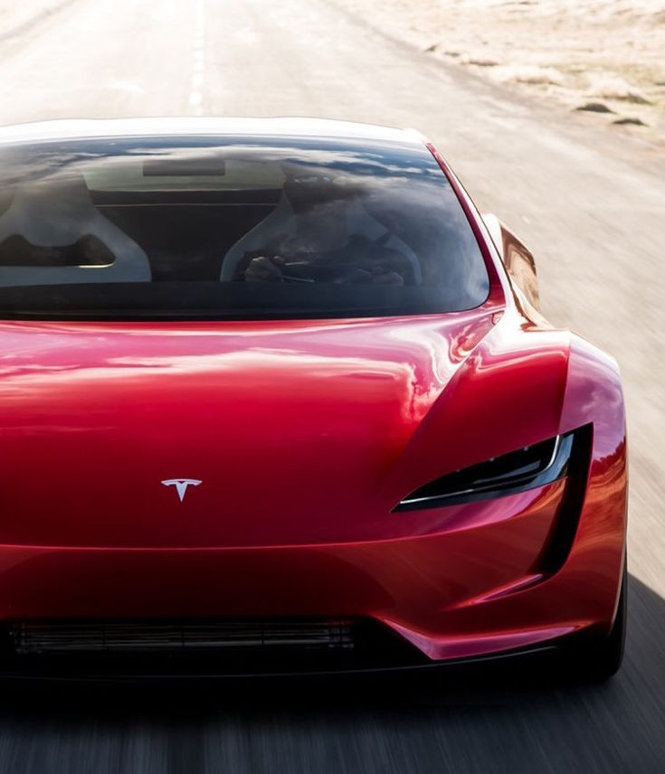 Tesla Car Dream Cars New: #Auto Electric Sports Car Last Generation: The New