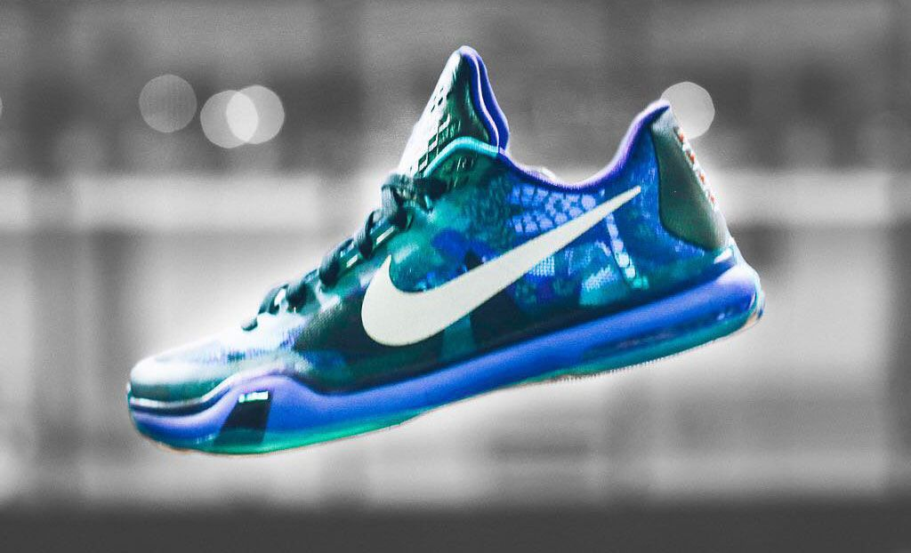 new style 99054 18943 Nike Kobe X EYBL