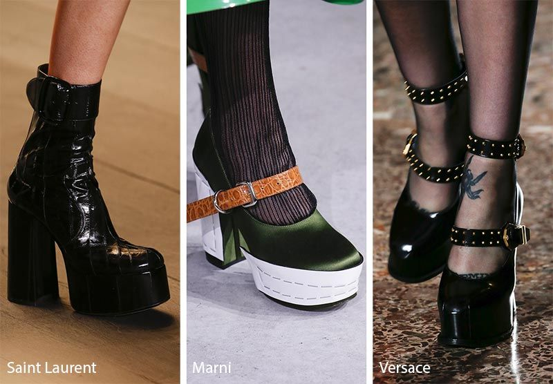 9a4f34aad6dbd Fall/ Winter 2018-2019 Shoe Trends | 2019 trends | Shoes, Fashion ...