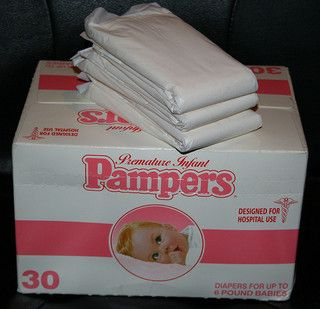 Used Pampers Fetish