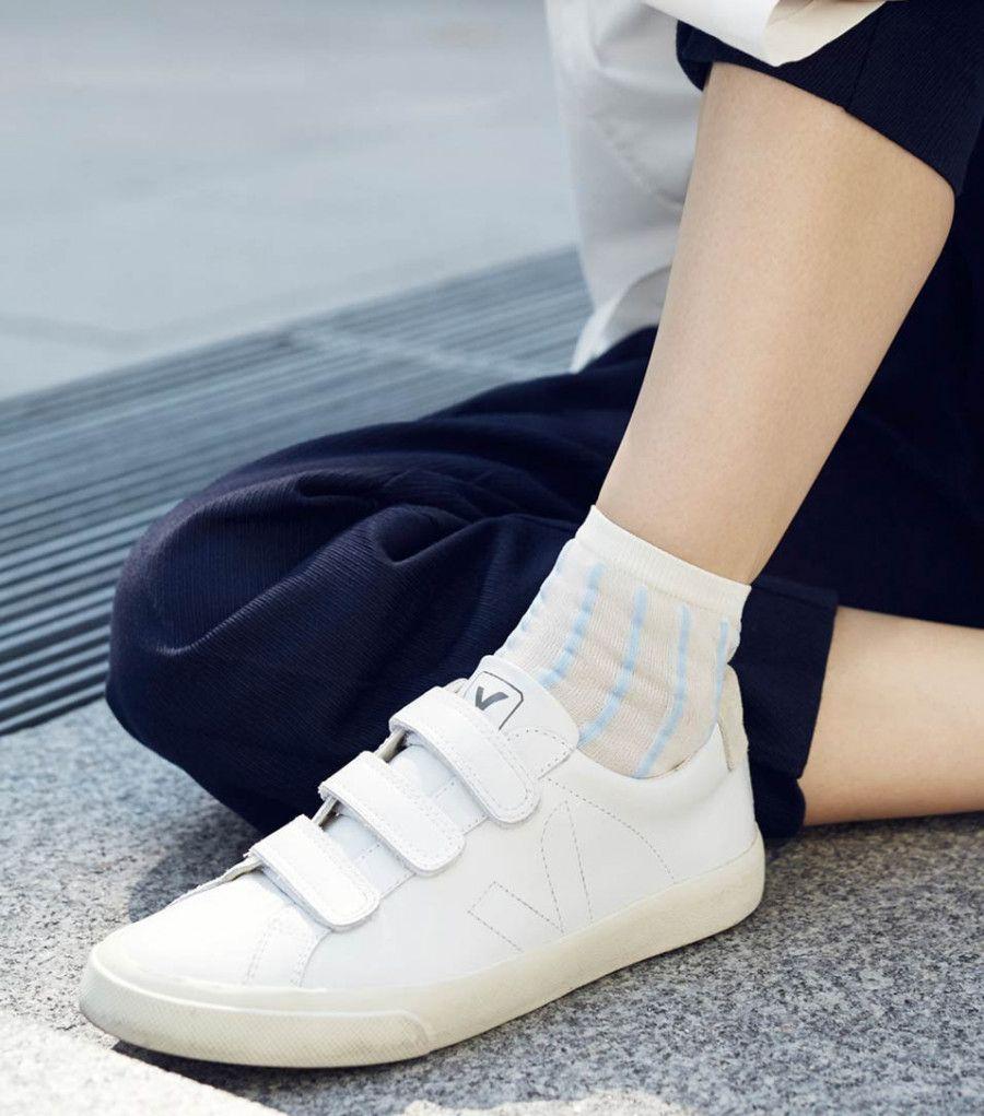 VEJA Esplar 3 Locks Sneaker White in 2020 | Sneakers