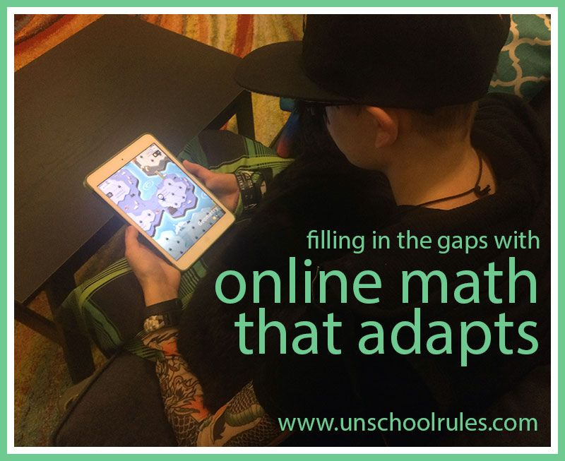 Filling in the gaps with online math that adapts | Algebra, Math and ...