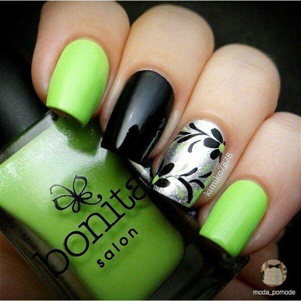 Nail Art #893 - Best Nail Art Designs Gallery | Arte uñas, Modelo y Arte