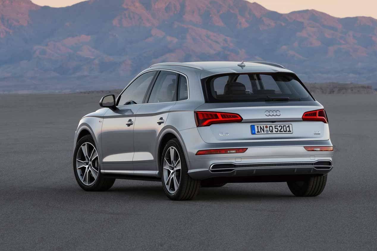 Audi Q5 2017 Audi Q5 Audi Audi Q5 2016