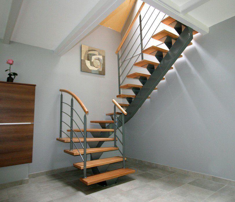 escalier helicoidal bois pas cher