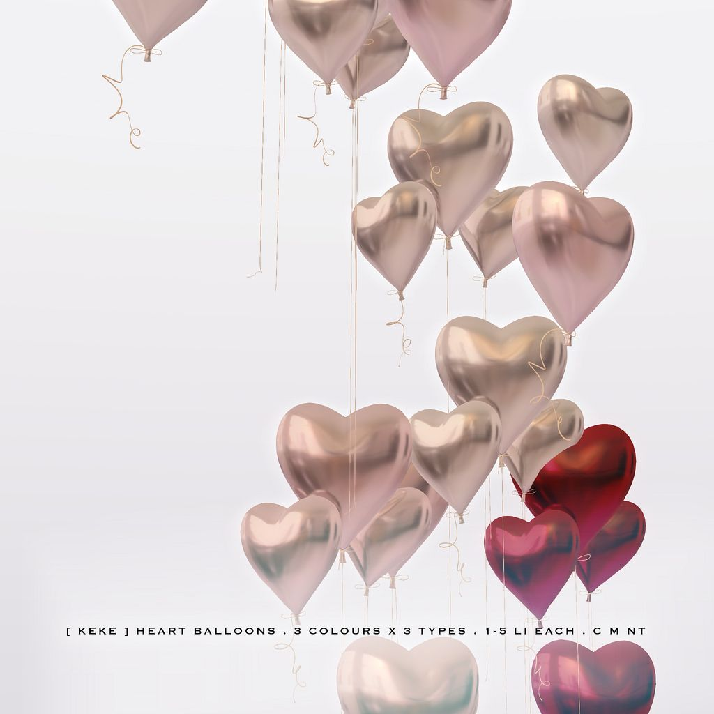 Keke Heart Balloons Sims 4 Sims Sims 4 Mods
