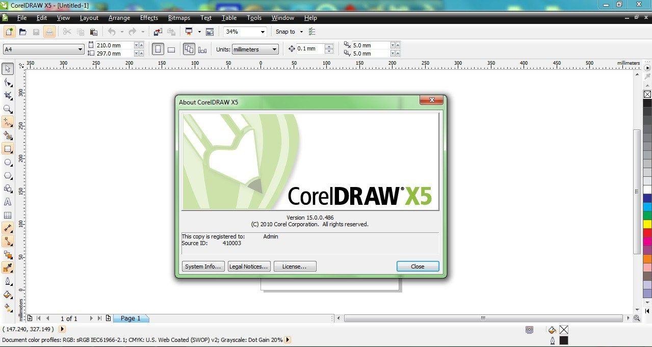 Coreldraw x5 keygen скачать