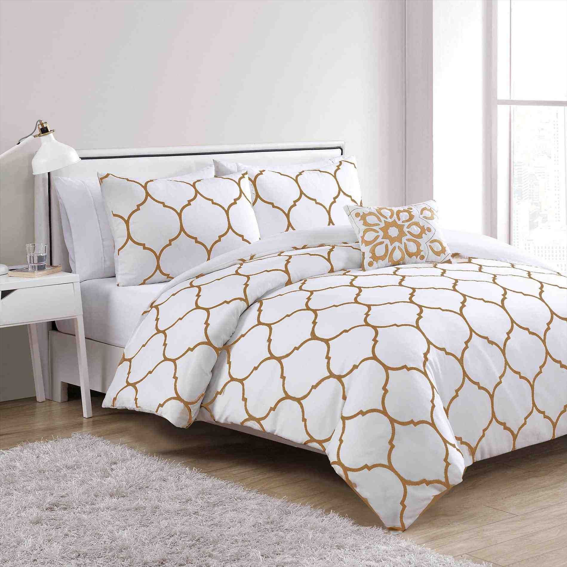 amador   results navy blue and gold bedroom set of amazonbasics piece bedinabag fullqueen dusty trellis microfiber nautical themed comforter