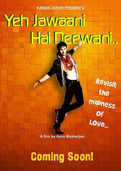 Yeh Jawaani Hai Deewani (2013) Movie