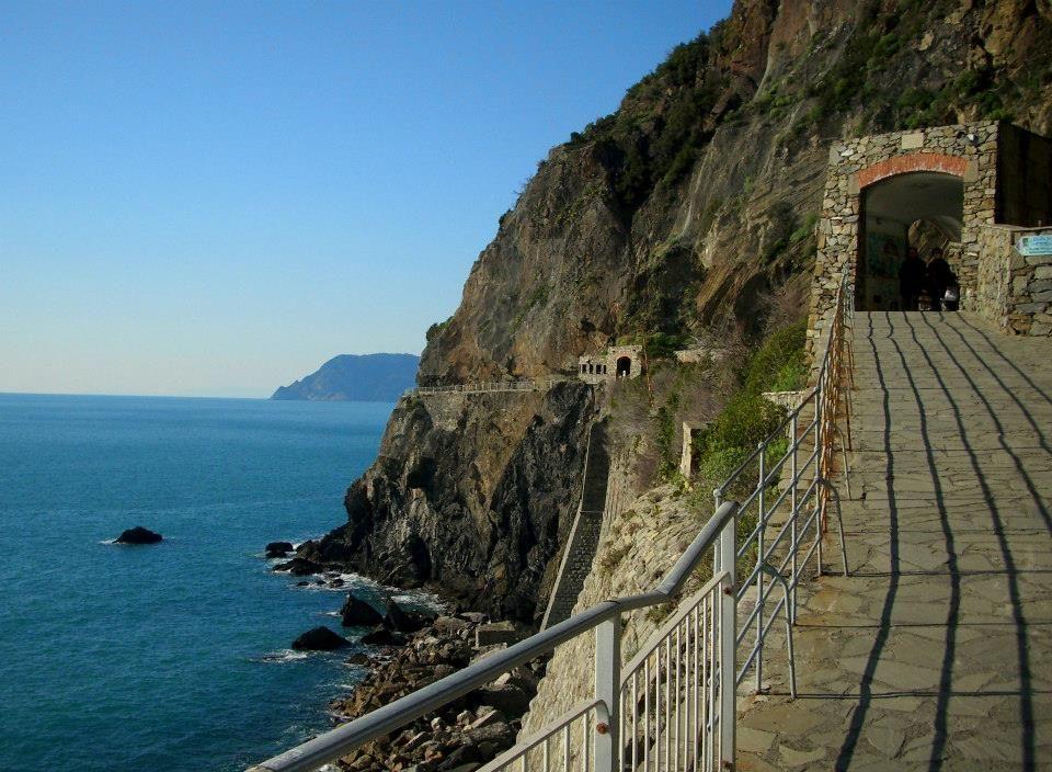 187 Via Dell Amore Monterosso Cinque Terre Liguria Foto Di