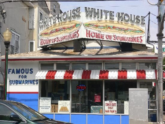 White House Sub Shop Atlantic City Restaurants Atlantic City Atlantic City Boardwalk