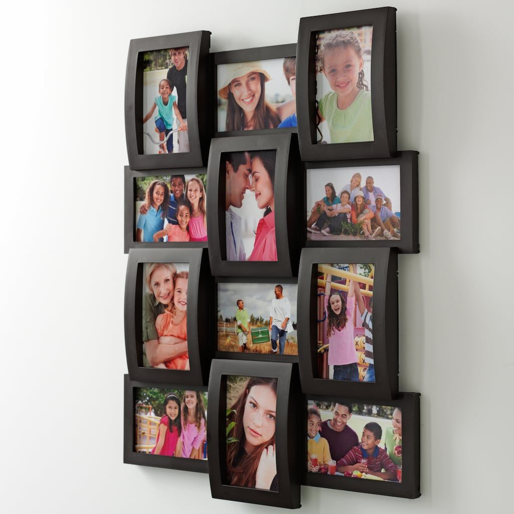 Melannco 12 Opening Collage Frame Collage Frames Frame Collage