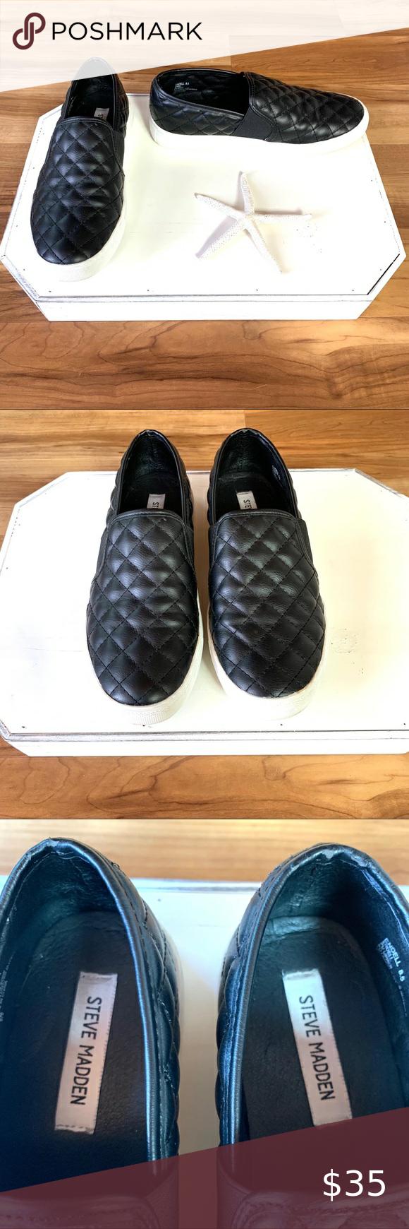 Steve Madden Endell Slip On Sneakers