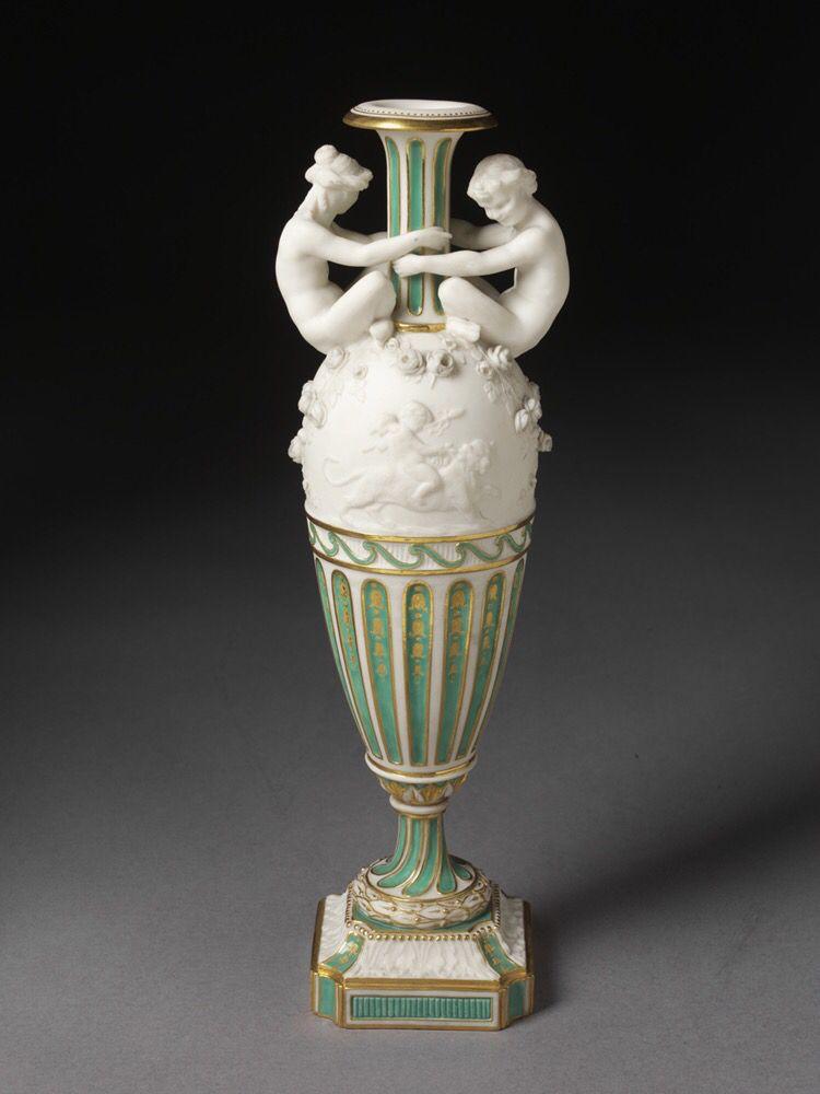 Minton Porcelain Vase