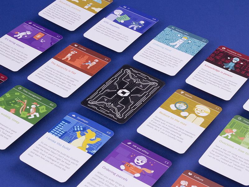 Onboarding Game Cards in 2020 Game card design, Card