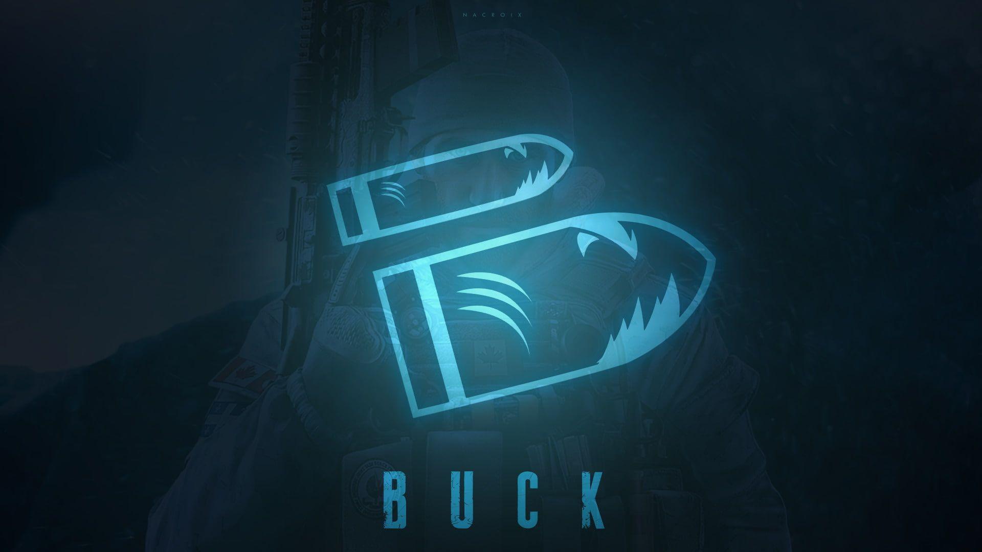 Video Game Tom Clancy S Rainbow Six Siege Buck Tom Clancy S