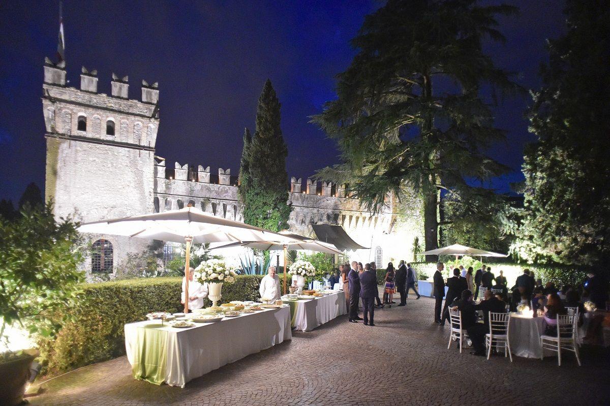 Castello di Torcrescenza Location da sogno nella regione