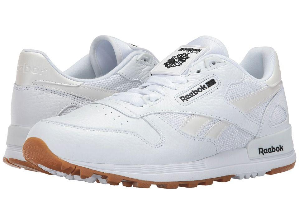 2683f1fe453 REEBOK REEBOK LIFESTYLE - CLASSIC LEATHER 2.0 (WHITE BLACK) MEN S SHOES.   reebok  shoes