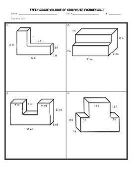 Volume Of Composite Shapes Worksheet volume of composite figure ...