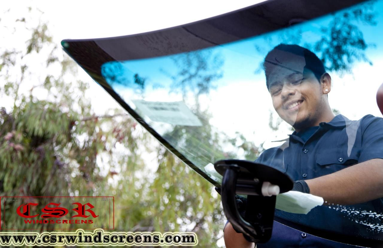 Windscreen repair is now the accepted alternative to