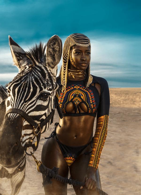 Bfyne Bademode dominiert die Bademoden-Industrie #afrikanischefrauen