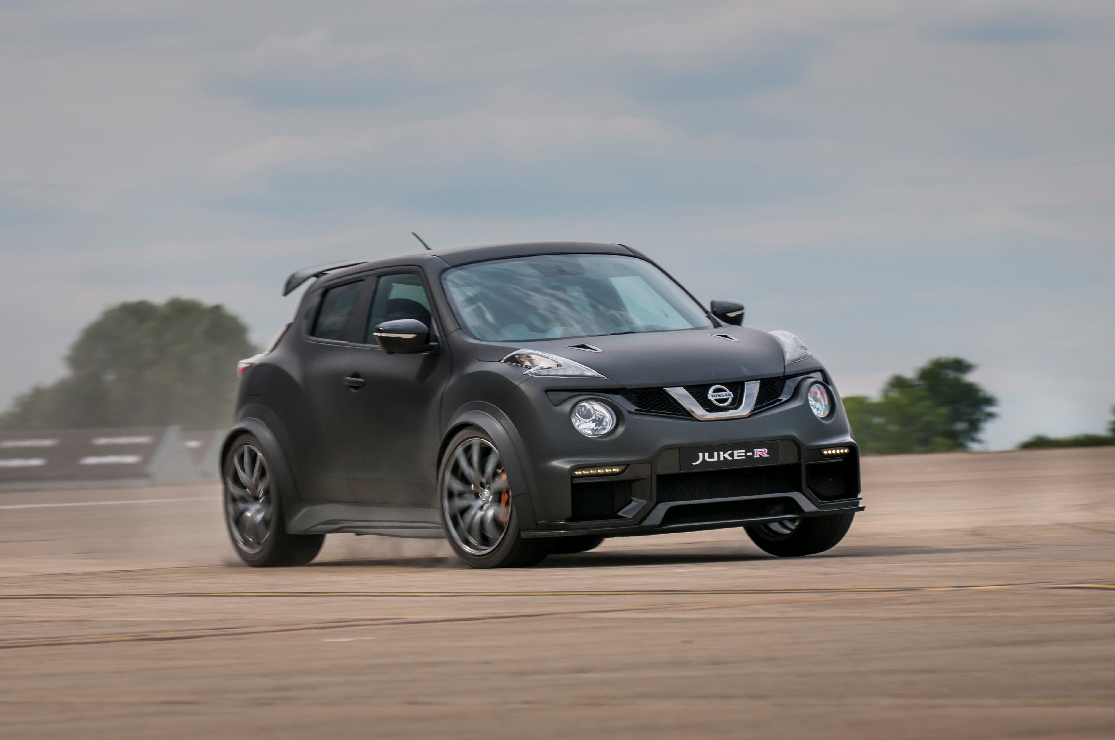 Nissan introduced the latest edition of its supercarcrossover