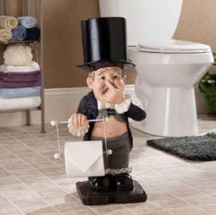 Pin By Hank Morgan On F2 Funny Toilet Paper Holder Toilet Paper Holder Toilet Paper