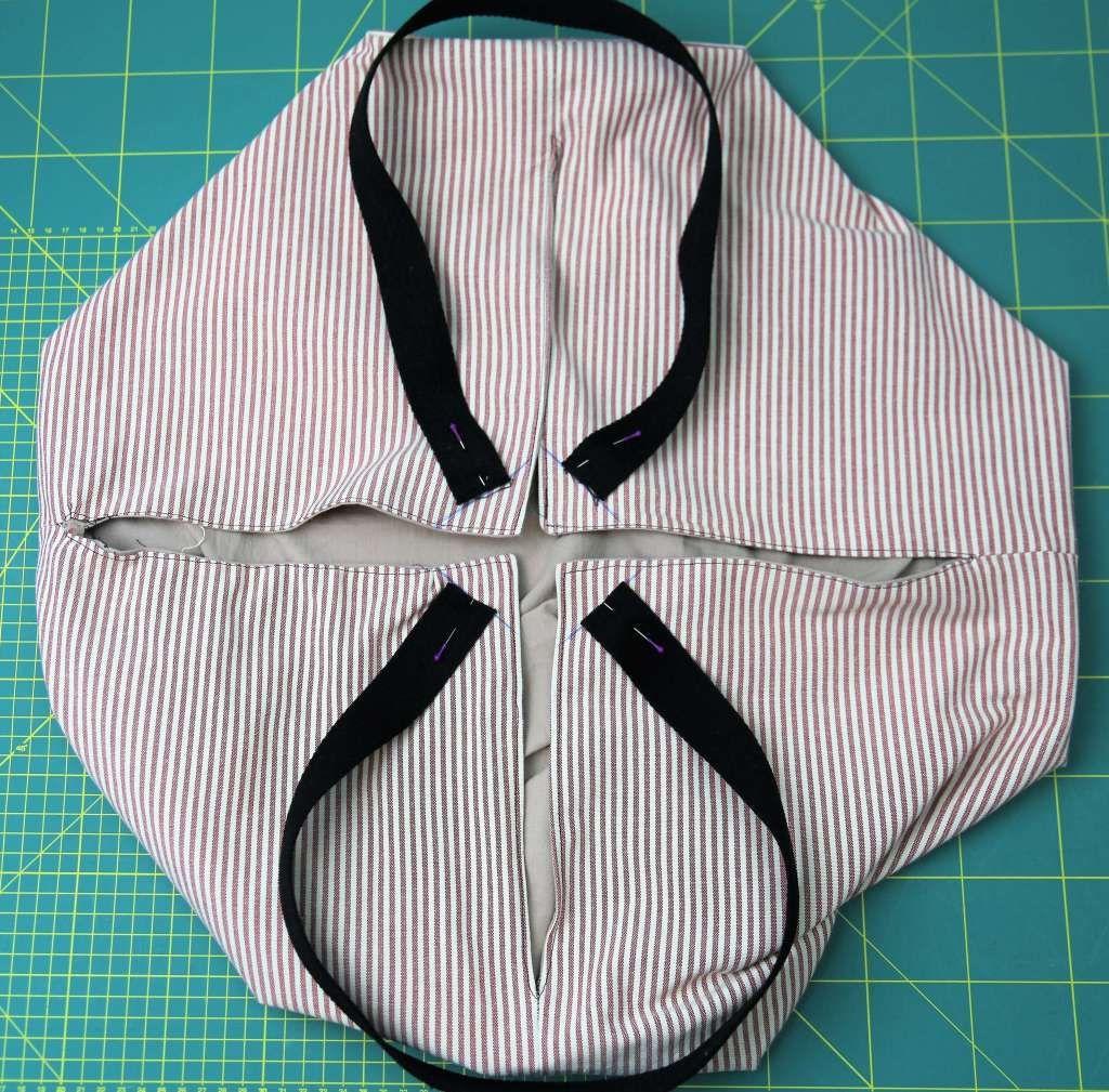 ᐅ coser bolsa japonesa – ¡fácil con estas instrucciones!