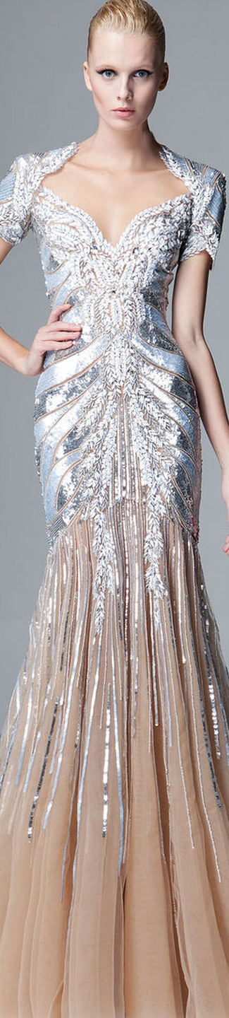 Zuhair Murad Pre-Fall Ready-To-Wear Collection 2014 ~ TNT ~ ♡