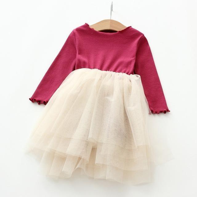 Ballerina Lady Dress