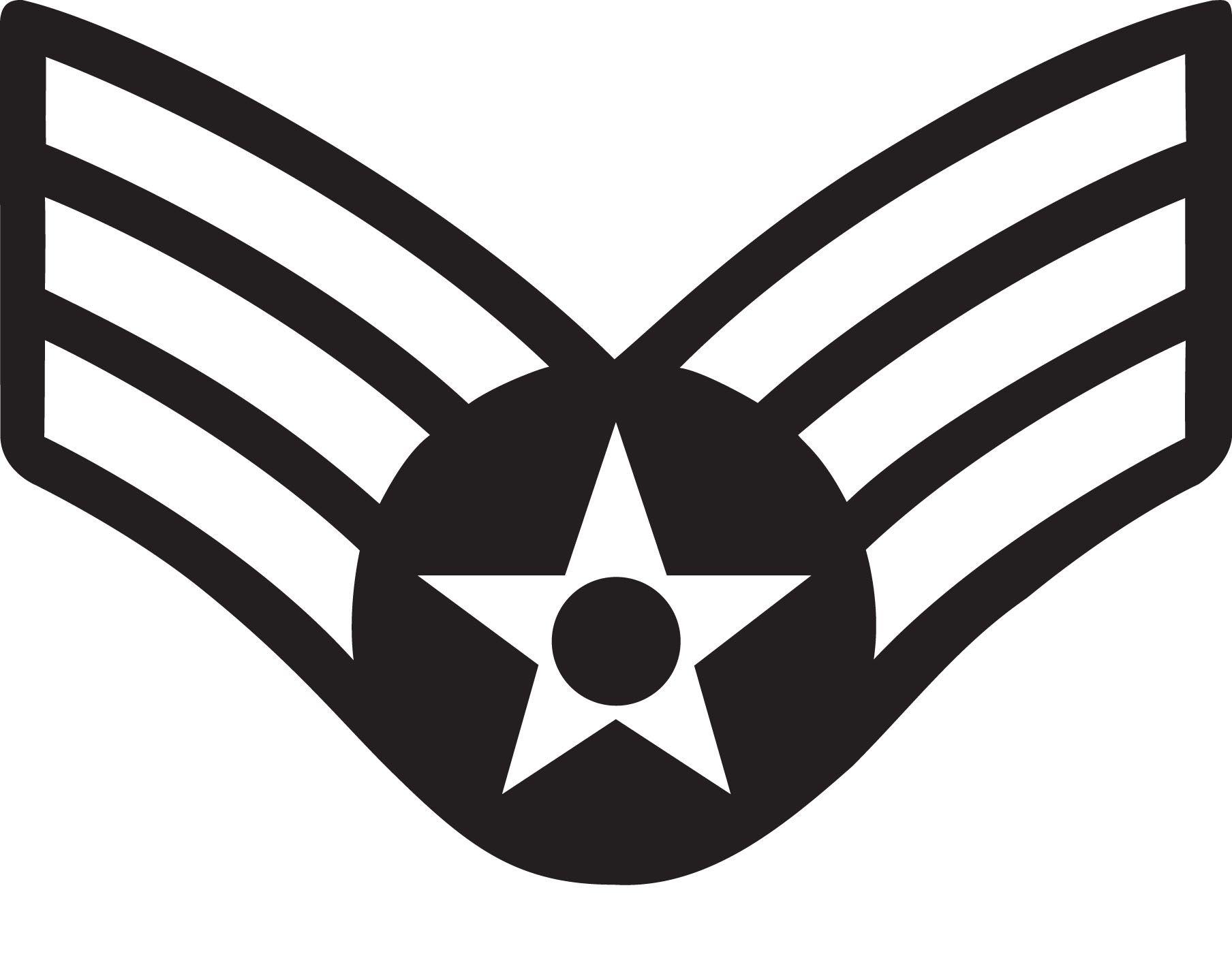 Air Force E 6 Rank Insignia Itemssymbolsthings Pinterest Air