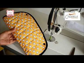 Photo of Slipper bag with easy to make mold