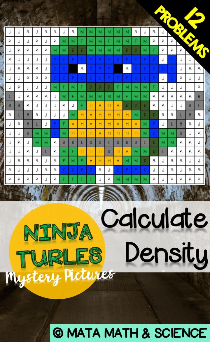 medium resolution of Are you ready for a HUGE upgrade from boring worksheets? Students solve 12  density problems