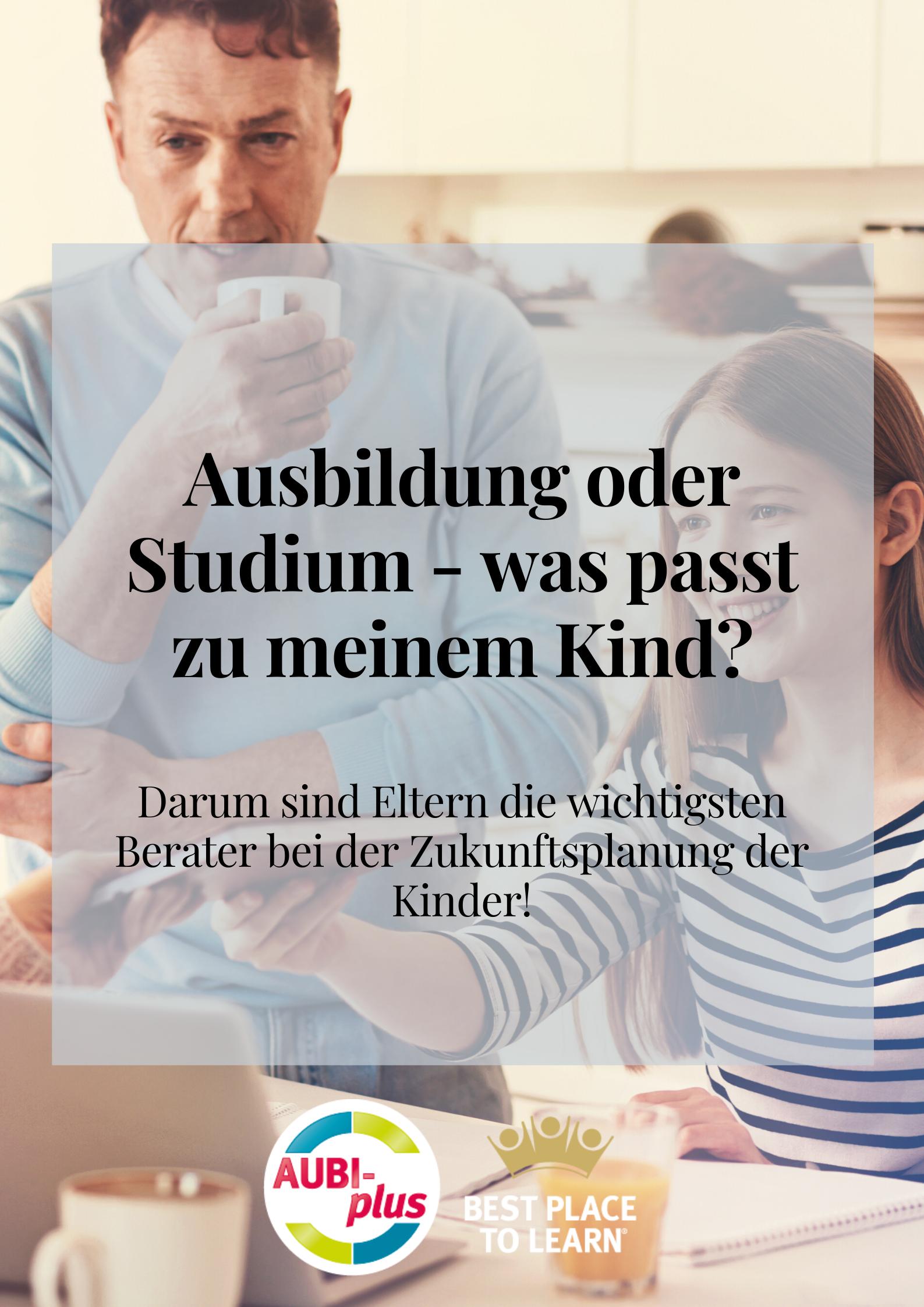 Ausbildung Oder Studium Was Passt Zu Den Starken Meines Kindes Studium Ausbildung Duales Studium