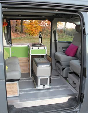 au en klein und innen gro campervan pinterest. Black Bedroom Furniture Sets. Home Design Ideas