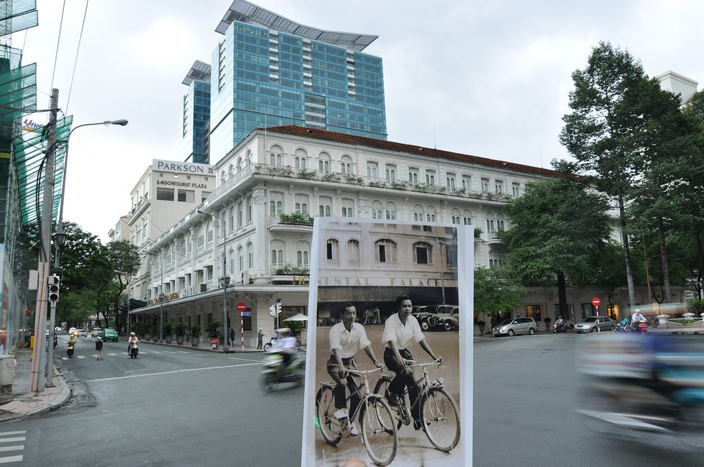 #majestic #hotel #saigon #hochiminhcity #contrast