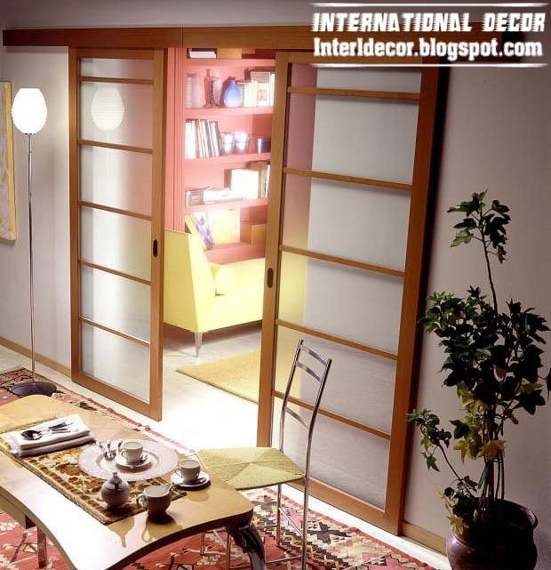 Modern sliding doors designs wide for office room interior sliding glass door with wooden frame for album of internal sliding glass doors plans home hivtestkit planetlyrics Choice Image