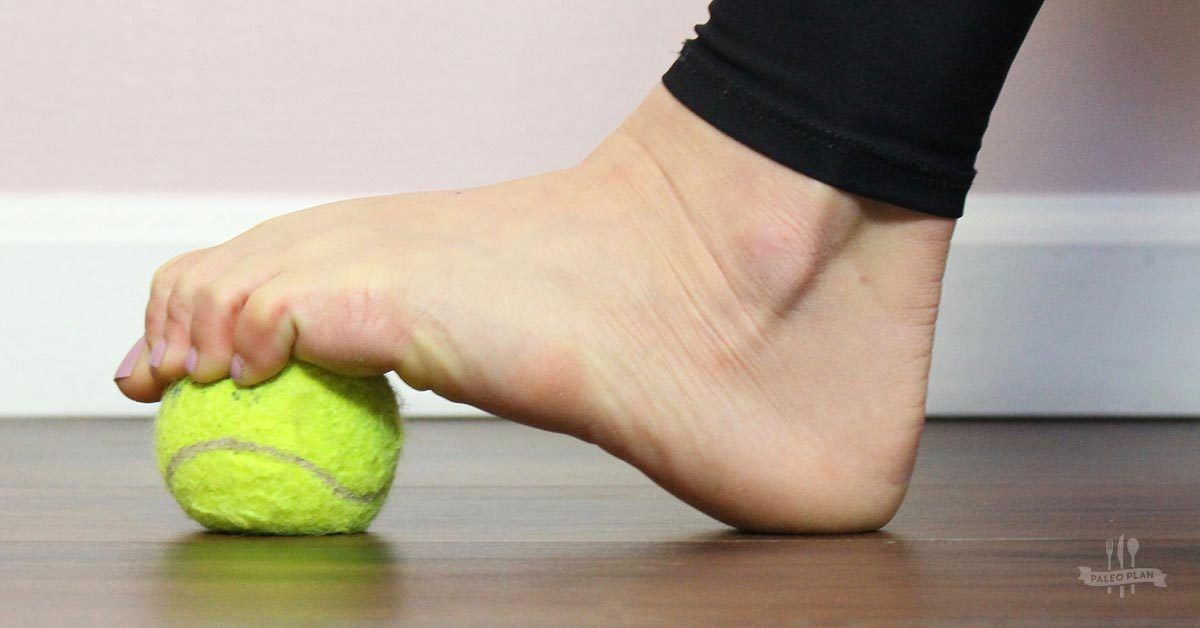 6 Easy Plantar Fasciitis Exercises to Release Foot Pain | Fitness