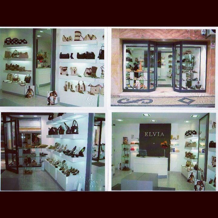 Elvia's Shoe Store