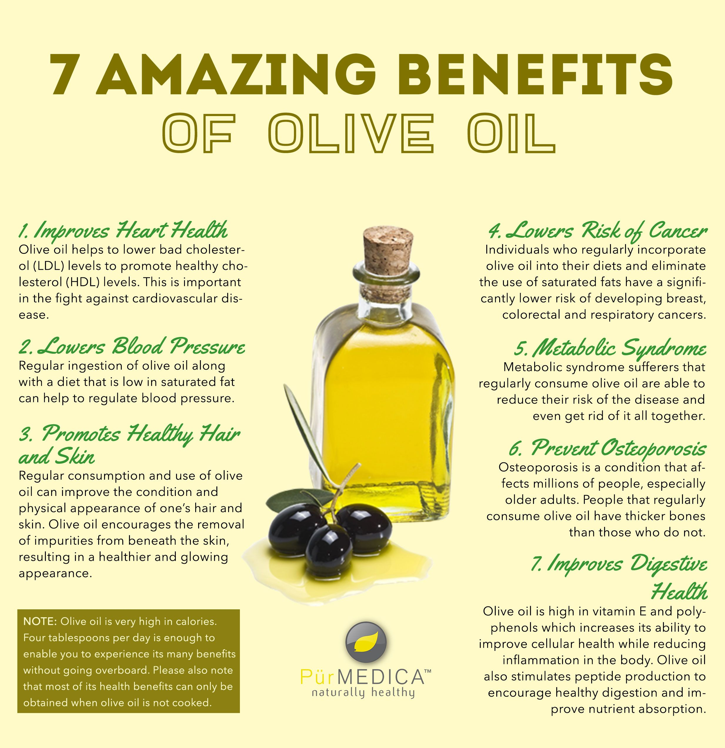 seven amazing benefits of olive oil | drinking olive oil