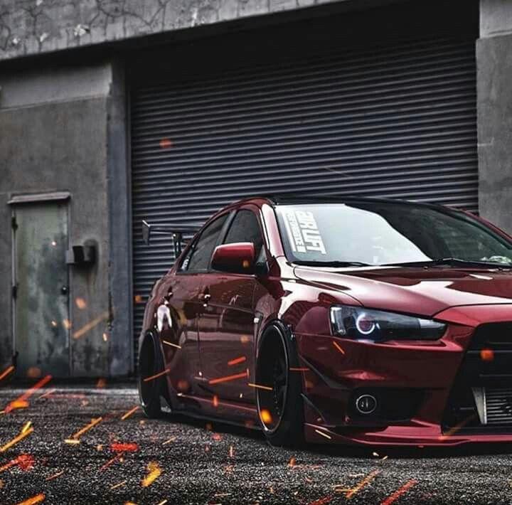 Mitsubishi Lancer Evo Wallpaper Hd: Tuner Cars, Cars, Super Cars