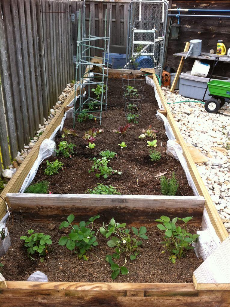 Raised Garden Bed - on Legs! | Raised garden beds, Garden ...