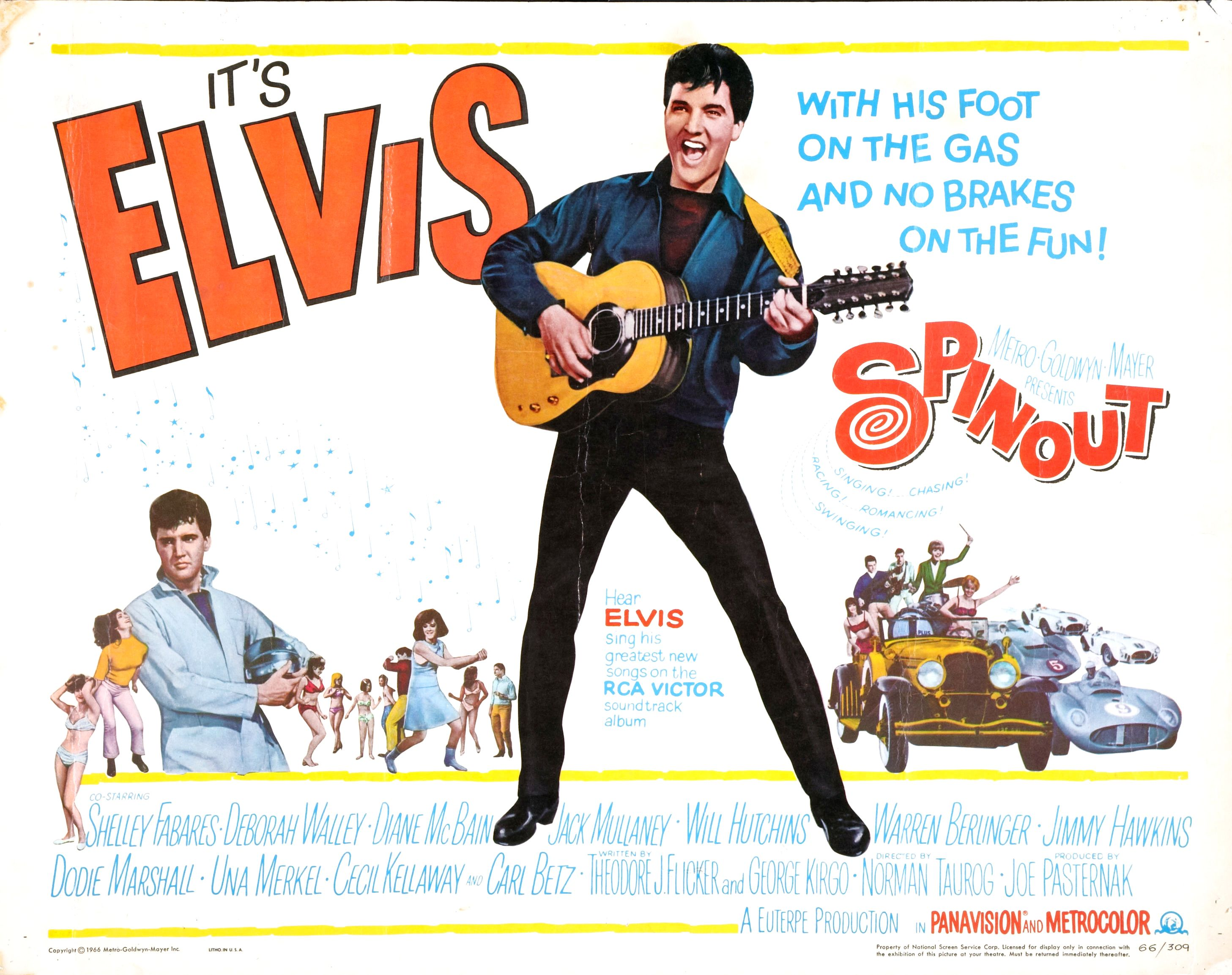 A3 Elvis Presley Vintage Movie Poster A4 available A2 A1