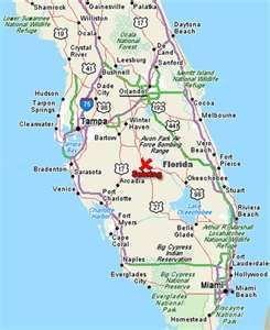 Sebring Florida Map Sebring Fl. Visited as a child when grandparents lived there