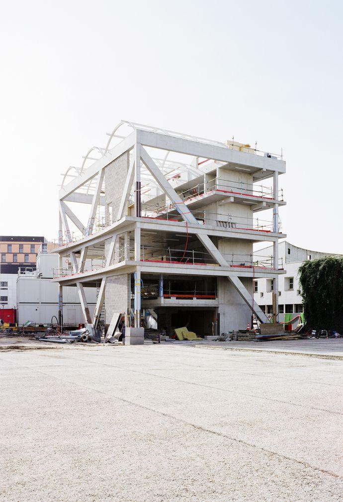 Dissertation on modern architecture